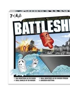 Prenumeration Battleship - Spel