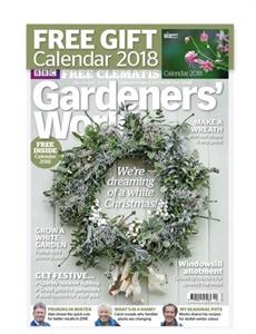 Prenumeration BBC Gardeners World