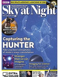Prenumeration BBC Sky at Night
