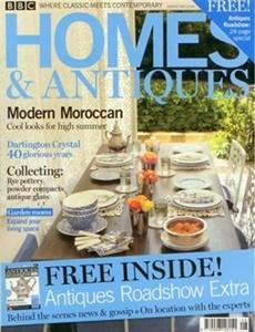 Prenumeration BBC Homes & Antiques