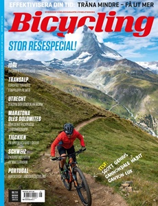 Prenumeration Bicycling