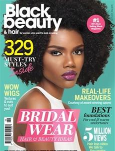 Prenumeration Black Beauty And Hair