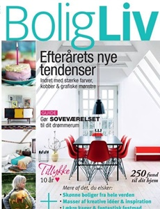 Prenumeration Boligliv
