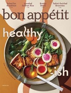 Prenumeration Bon Appetit (US Edition)