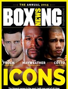 Prenumeration Boxing News