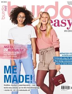 Prenumeration Burda Easy Fashion