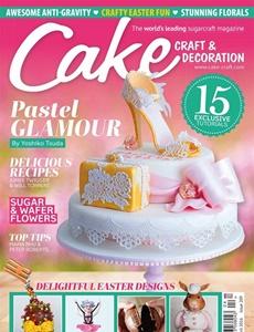 Prenumeration Cake Craft & Decoration