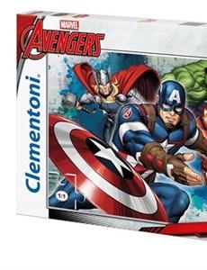 Prenumeration Avengers Pussel Supercolors, 104 bitar