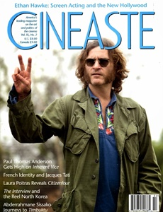 Prenumeration Cineaste Magazine