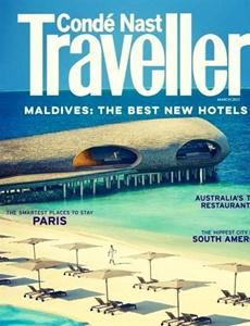 Prenumeration Conde Nast Traveler (US Edition)