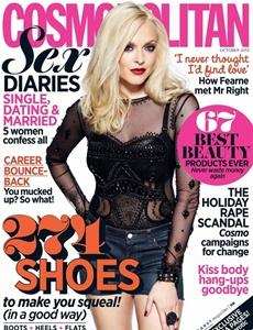 Prenumeration Cosmopolitan (UK Edition)