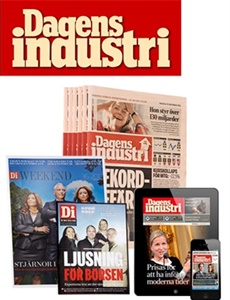 Prenumeration Dagens industri