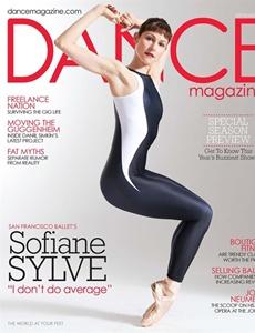 Prenumeration Dance Magazine