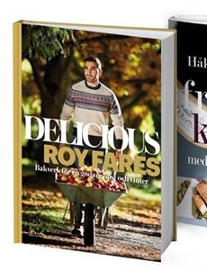 Prenumeration Bokpaket Mat Delicious + Fredagkväll med mat och vin