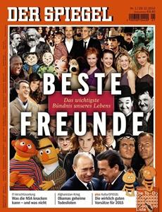 Prenumeration Der Spiegel