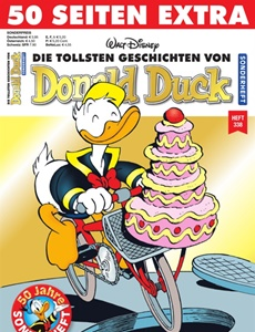 Prenumeration Donald Duck Sonderheft