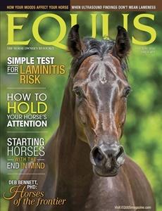 Prenumeration Equus