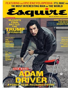 Prenumeration Esquire (US Edition)
