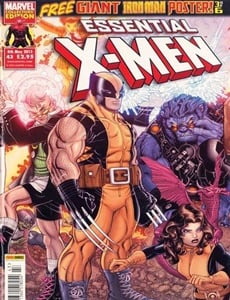 Prenumeration Essential X-men