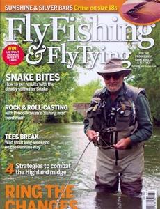 Prenumeration Fly Fishing & Fly Tying