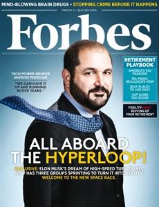 Prenumeration Forbes