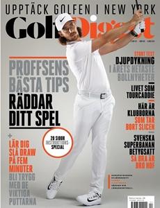Prenumeration Golf Digest