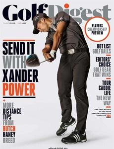 Prenumeration Golf Digest (US Edition)