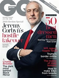Prenumeration GQ  (UK Edition)