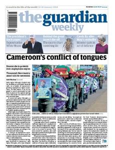 Prenumeration Guardian Weekly