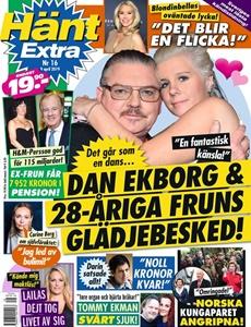 Prenumeration Hänt Extra