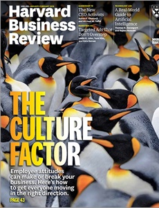 Prenumeration Harvard Business Review
