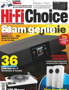 Prenumeration Hifi Choice