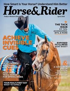 Prenumeration Horse & Rider