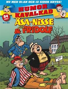 Prenumeration Humorkavalkad