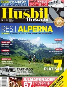 Prenumeration Husbil & Husvagn