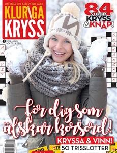 Prenumeration Kluriga Kryss