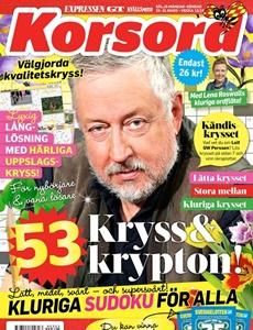Prenumeration Korsord