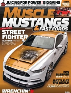 Prenumeration Muscle Mustangs & Fast Fords
