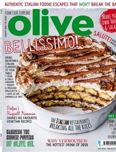 Prenumeration BBC Olive