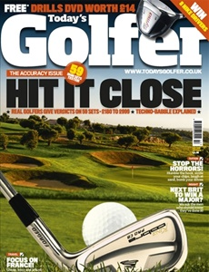 Prenumeration Todays Golfer