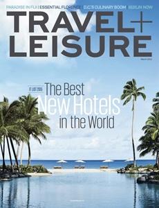 Prenumeration Travel & Leisure