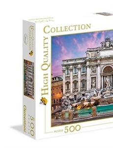 Prenumeration Trevi Fountain Pussel, 500 bitar