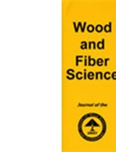 Prenumeration Wood And Fiber Science Journal