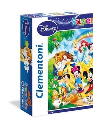 Prenumeration Disney klassiker MAXI Pussel, 24 bitar