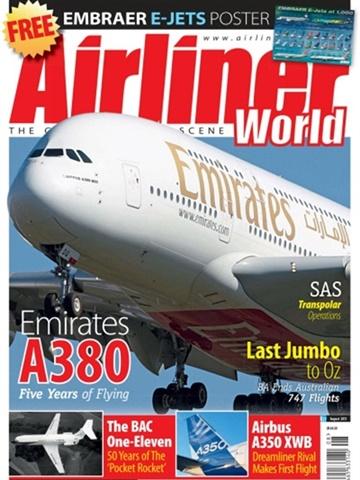 Prenumeration Airliner World