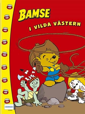 Prenumeration Bamse i Vilda Västern