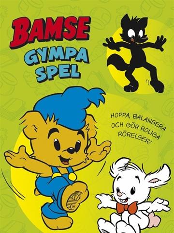 Prenumeration Bamses gympaspel