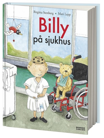 Prenumeration Billy på sjukhus