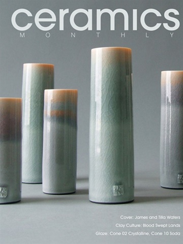 Prenumeration Ceramics Monthly