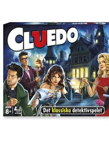 Prenumeration Cluedo - Spel